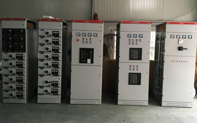 重庆GCS柜安装案例